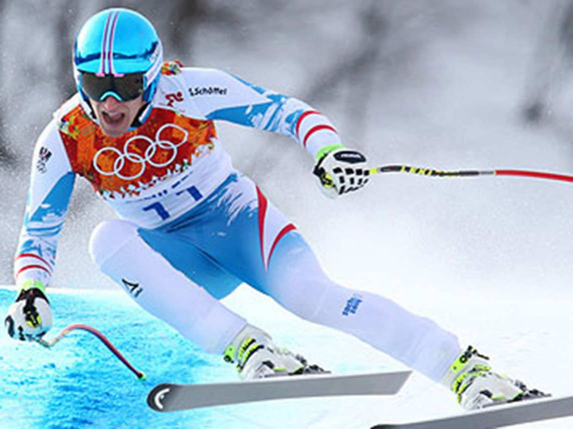 Matthias Mayer Skifahrer